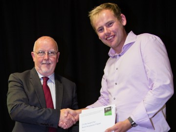 Loughborough congratulates another LoLo PhD success
