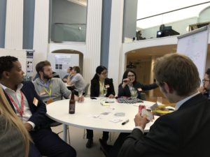 UCL-Energy students attend EDF Postgraduate Researcher Event