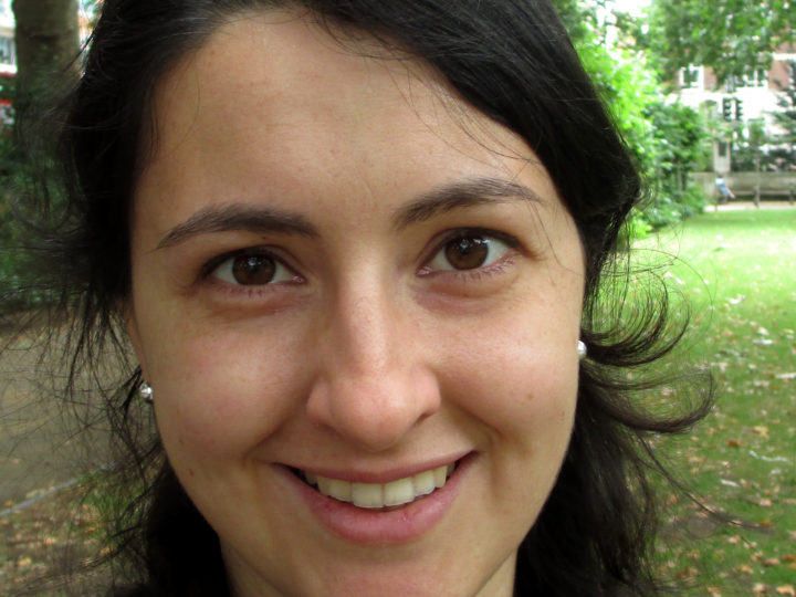 Virginia Gori awarded EPSRC Doctoral Prize Fellowship