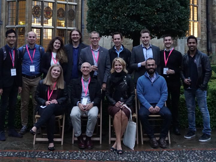 LoLo CDT Presence at BSO 2018, Cambridge