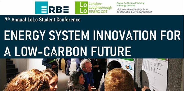 LoLo-ERBE Annual Student-Led Conference on the 26th of May 2020